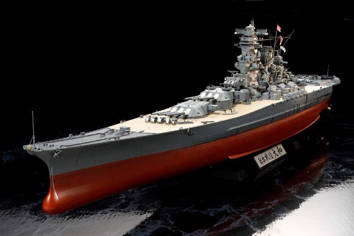 日本戦艦 大和 商品番号 ITEM78025  タミヤ特選プラモデル 日本戦艦 大和